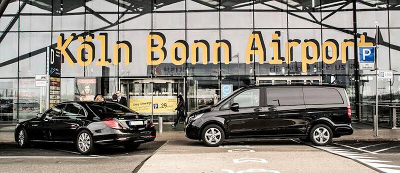 Aeroporto de Colônia na Alemanha