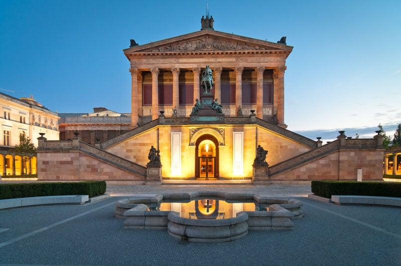 Visita aos Museus da Museumsinsel