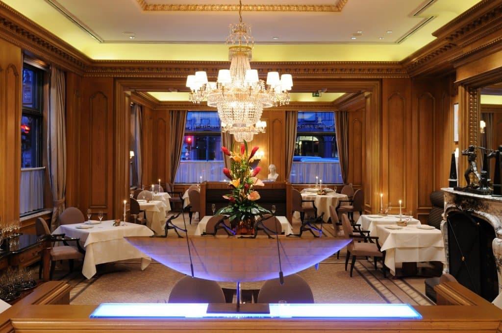 Restaurante Fischers Fritz em Berlim