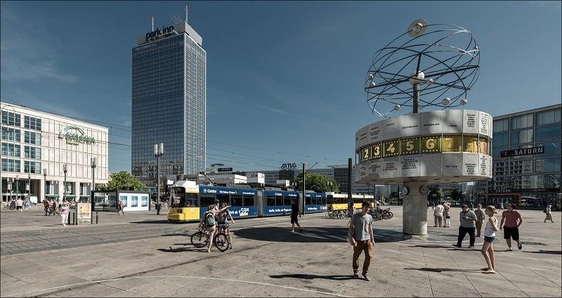 Informações da Alexanderplatz
