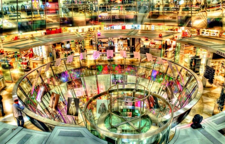 Economizando com as compras em Berlim