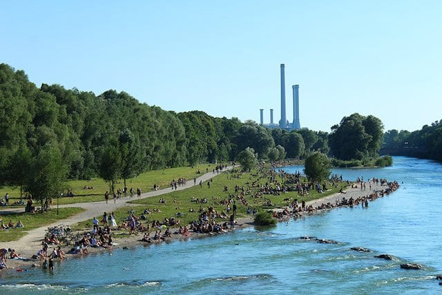 Clima e Temperatura em Munique
