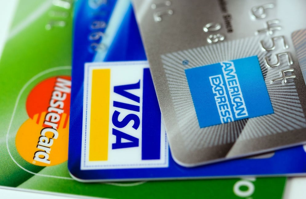 Bandeiras de Cartão de crédito na Europa
