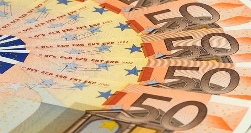 Dinheiro em espécie em Hamburgo