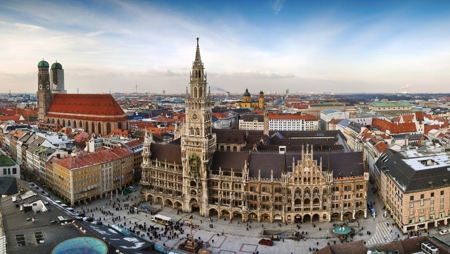 Munique na Alemanha