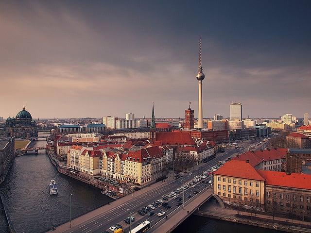 Pontos turísticos de Berlim