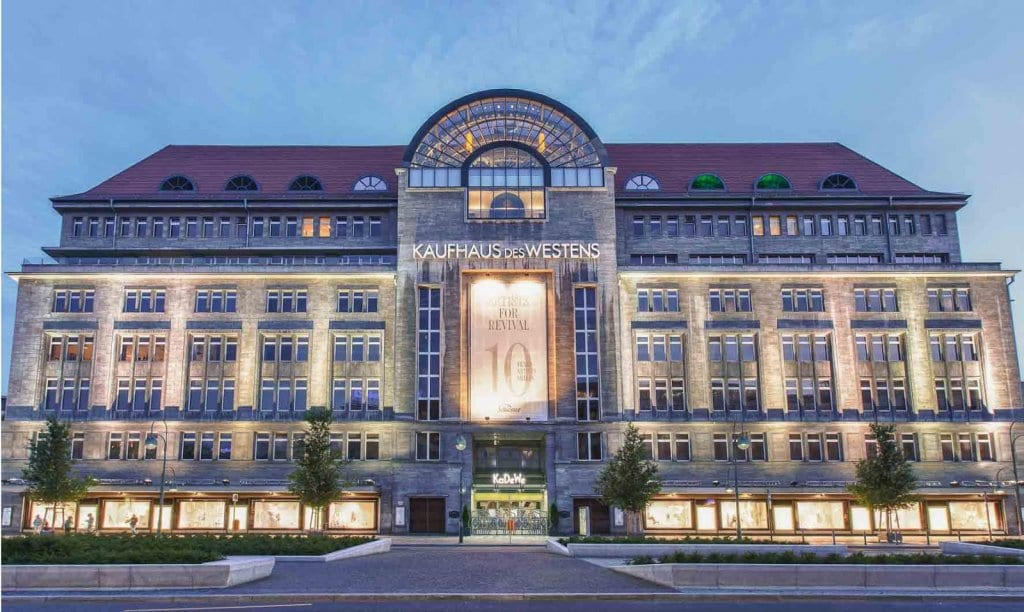 Loja de departamento KaDeWe em Berlim