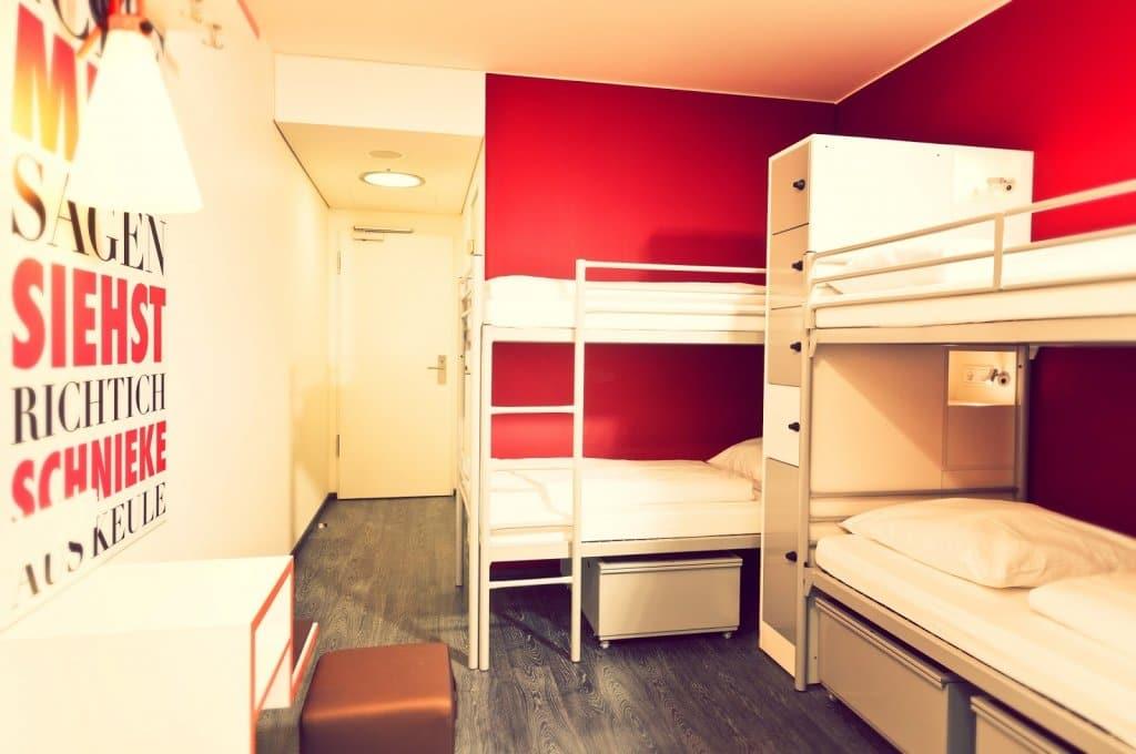 ONE80º Hostels Berlim