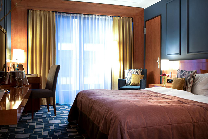 Suíte do Angleterre Hotel em Berlim
