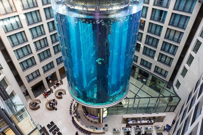 AquaDom em Berlim