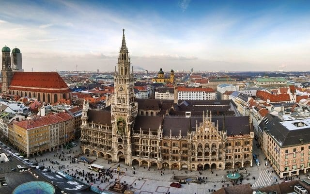 Roteiro de carro pela Alemanha