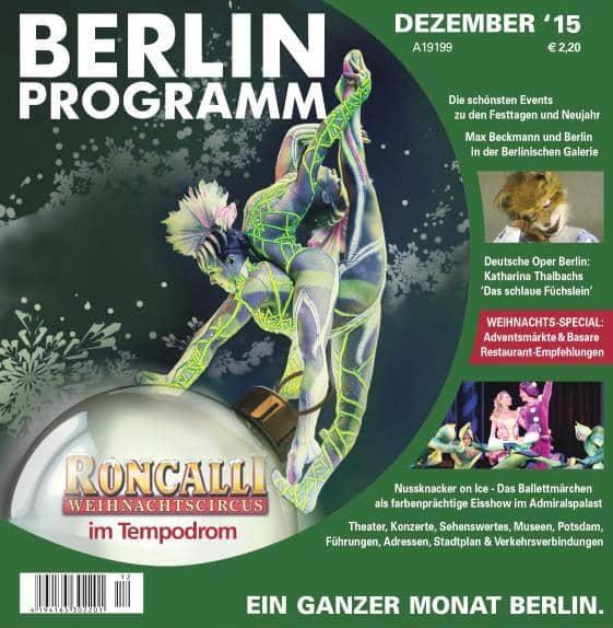 Eventos em Berlim