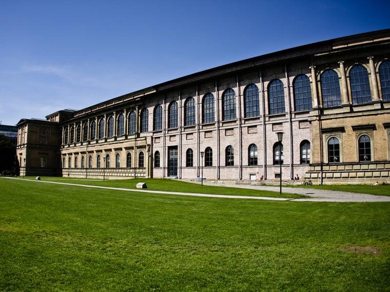 Alte Pinakothek em Munique