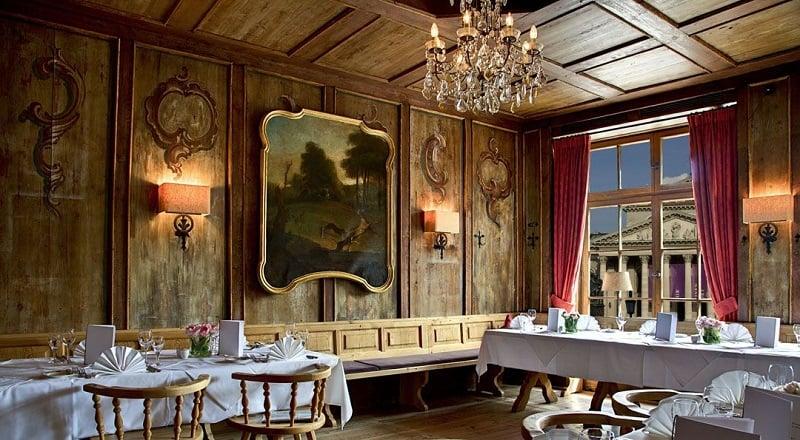 Restaurante Spatenhaus an der Oper em Munique