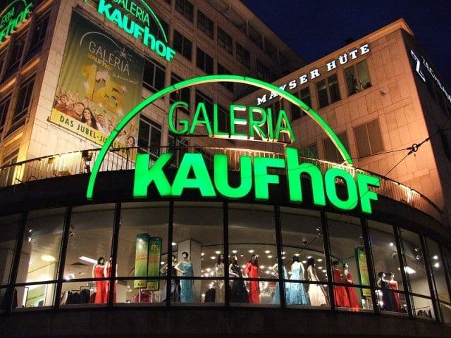 Compras em Munique