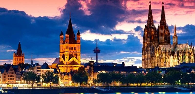 Pontos turísticos de Colônia