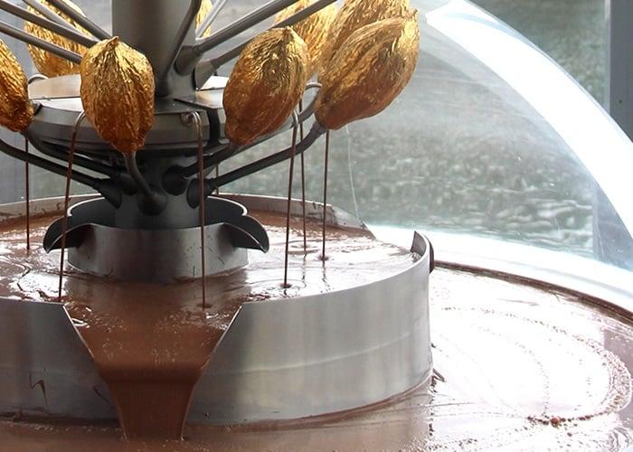 Museu de Chocolate em Colonia