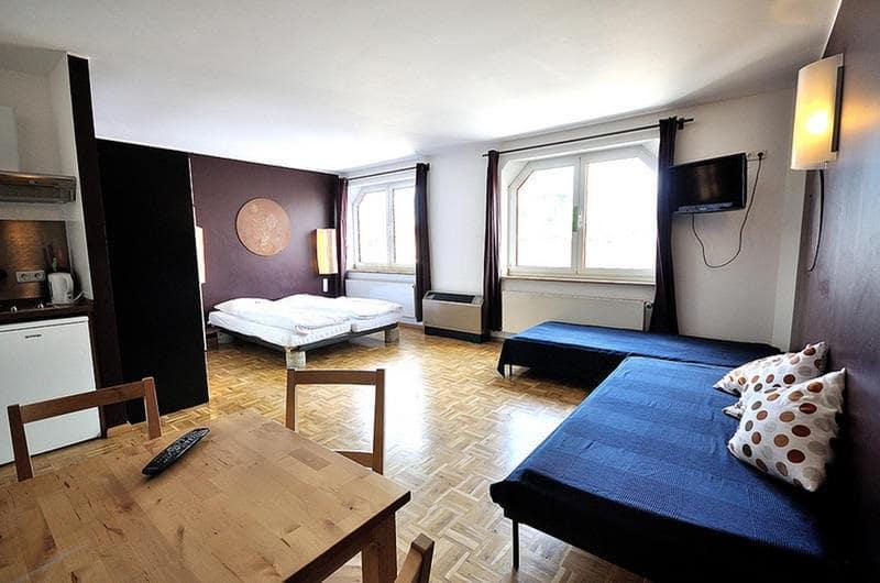 Five Elements Hostel em Frankfurt