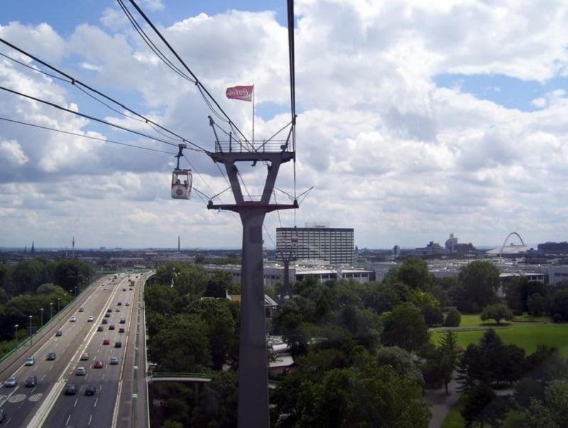 Teleférico Cologne Cable Car