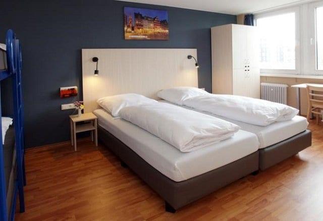 Melhores Hostels em Frankfurt