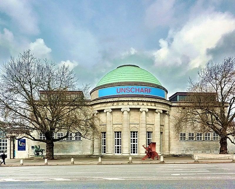 Kunsthalle de Hamburgo