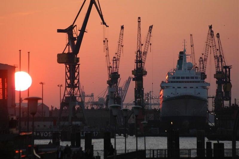 Hamburg Hafen (Porto de Hamburgo)