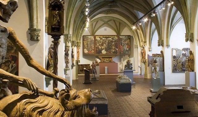 Museu Nacional da Baviera em Munique