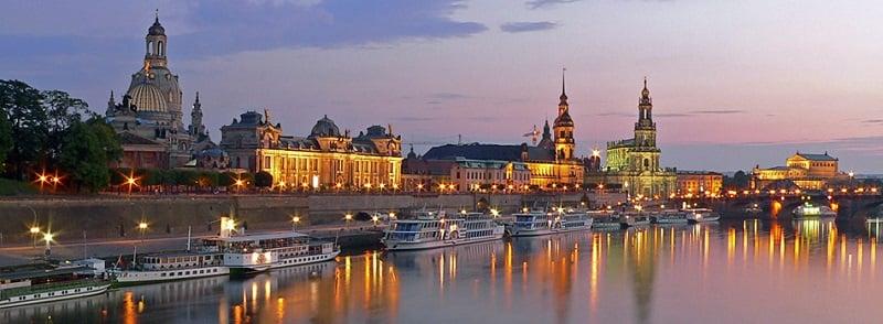 Dresden na Alemaha