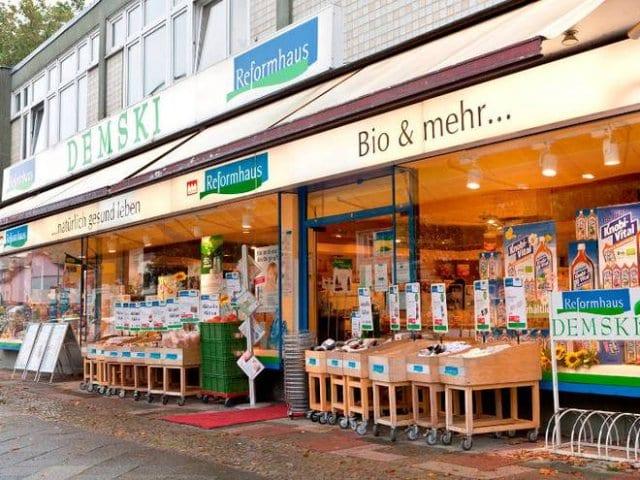 Onde comprar shampoo e condicionador em Berlim