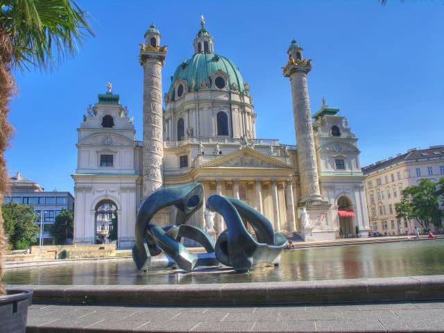 História da Karlsplatz