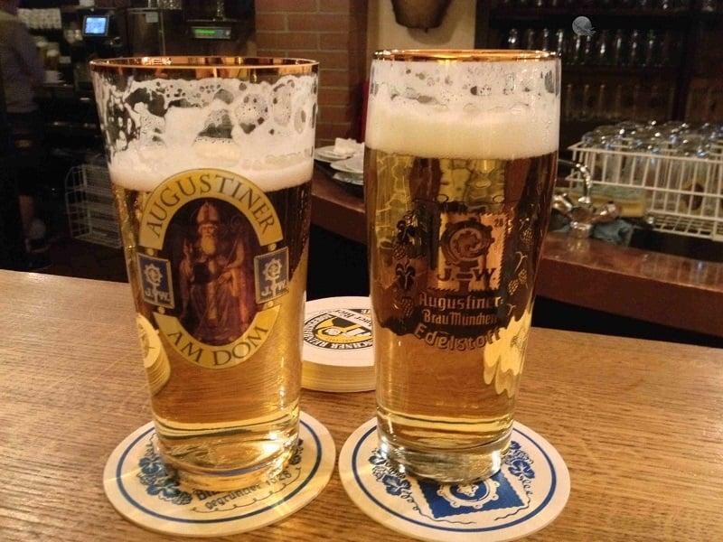 Bares em Munique