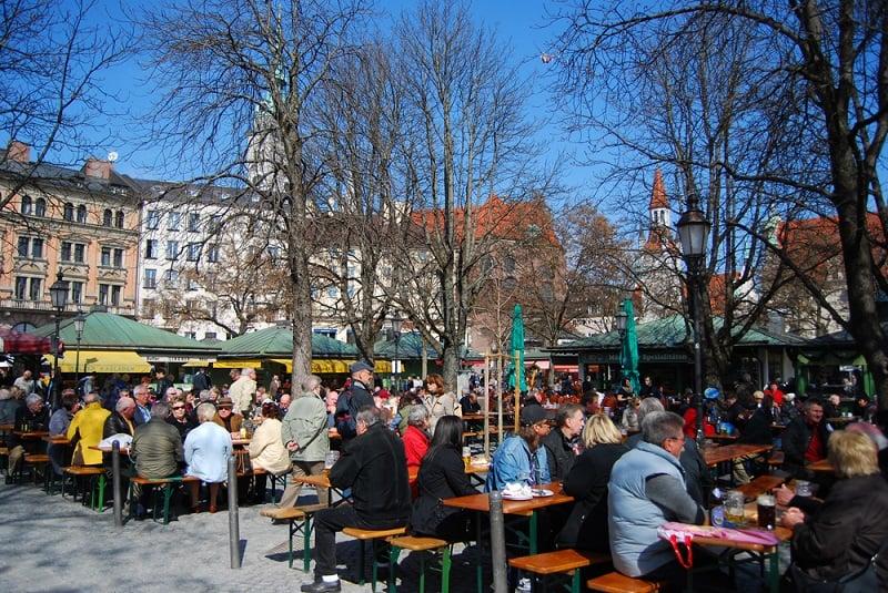 Cervejarias em Munique