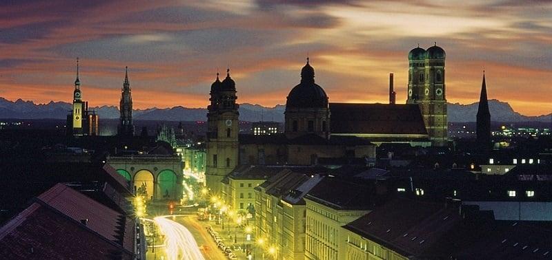 O que fazer à noite em Munique