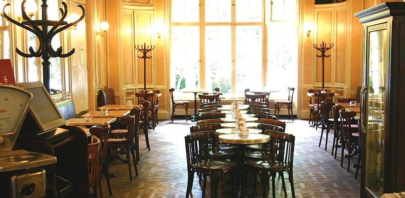 Café Einstein em Berlim