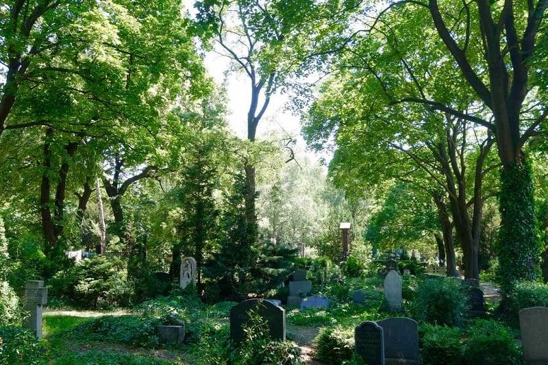 Dorotheenstädtischer Friedhof em Berlim