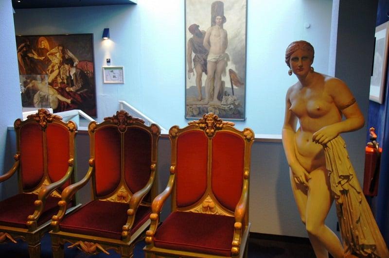 Erotik-Museum em Berlim
