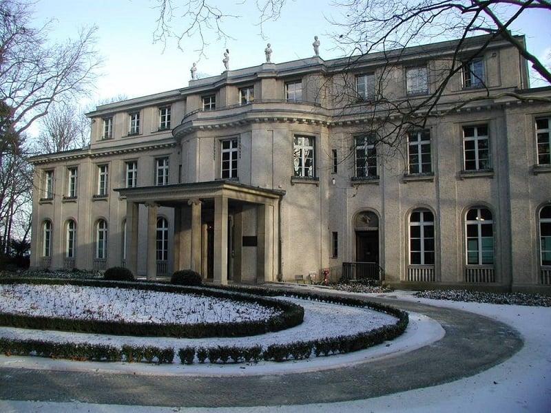 Gedenkstätte Haus der Wannsee-Konferenz em Berlim