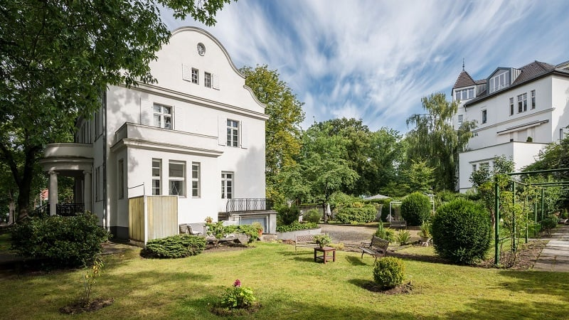 Grunewald Villas em Berlim
