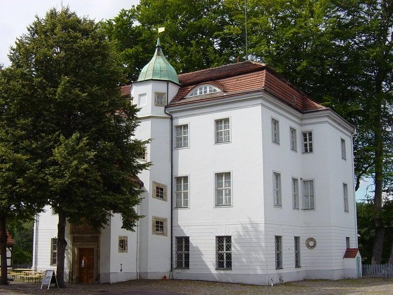 Jagdschloss Grunewald em Berlim