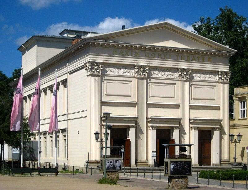Maxim-Gorki-Theater em Berlim