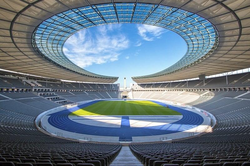 Estádio Olympiastadion em Munique