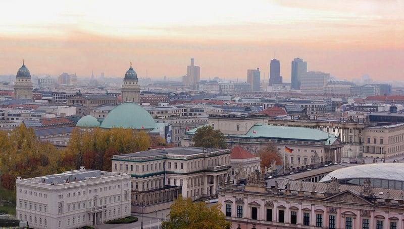 O melhor de Unter den Linden em Berlim