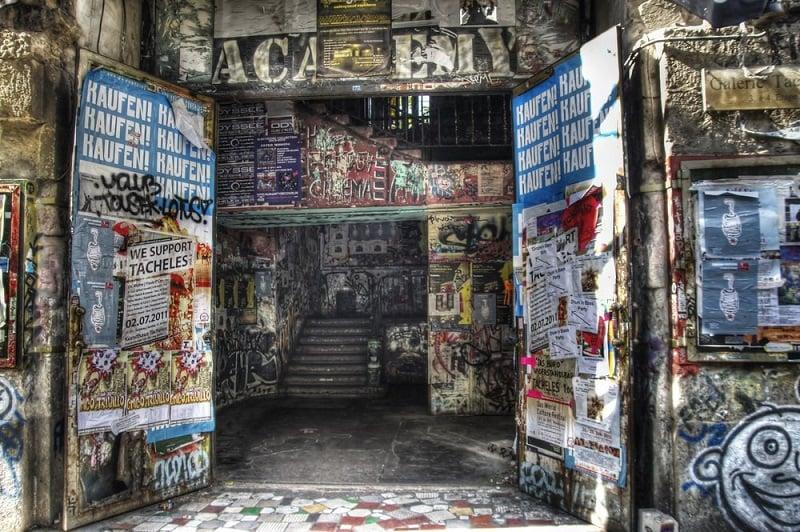 Tacheles em Berlim