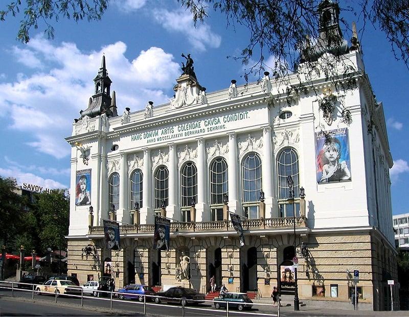 Theater des Westens em Berlim