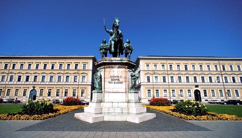 Roteiro de seis dias em Munique