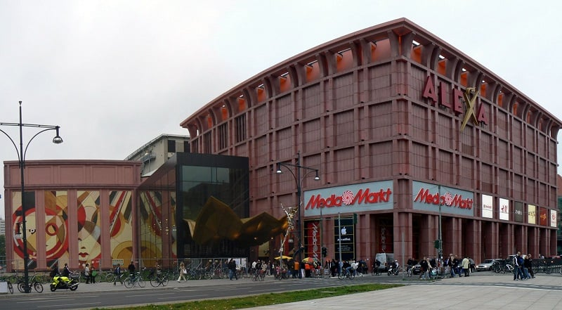 Alexa em Berlim