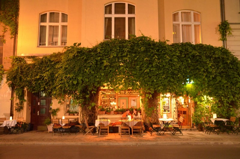 Café Nö em Berlim