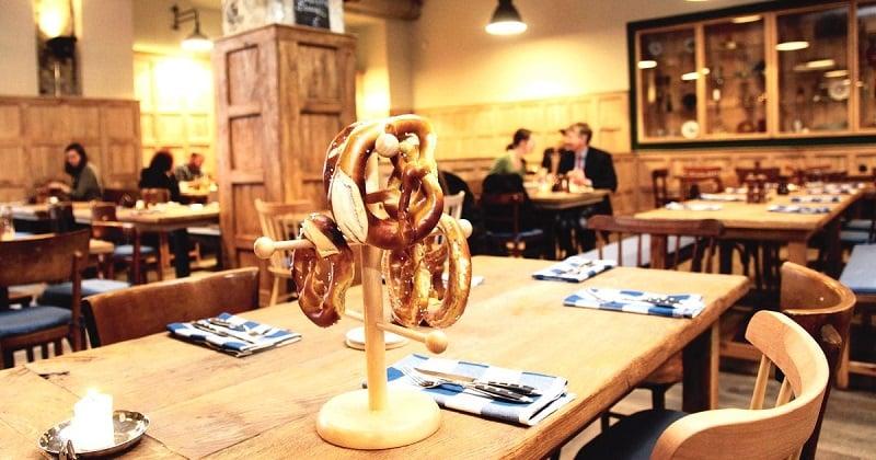 Restaurante Fritz 101 em Berlim
