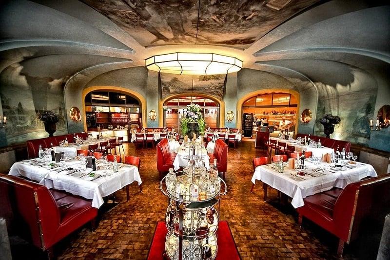 Restaurante Refugium em Berlim