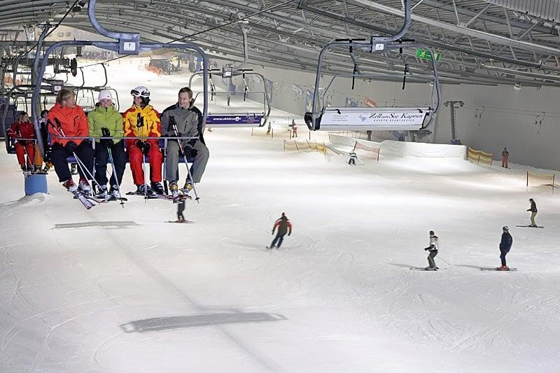 Skihalle Senftenberg